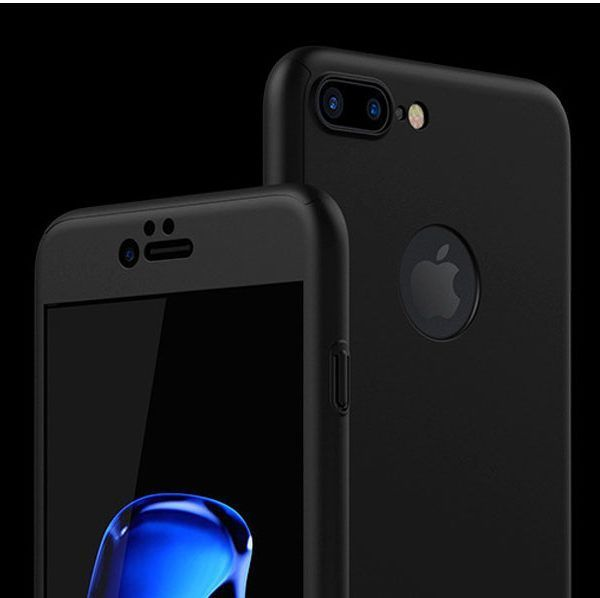 low priced f1339 d8a4c Buy Case for iPhone 7 7 Plus iphone Case Luxury 360 Full Body Protection  Cover Cases For iPhone7 7 Plus Bag +Toughened glass at best price in ...