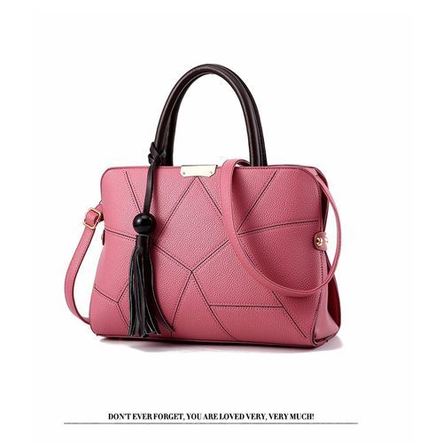1bdc2c6dce6 Leather Women Bags Handbags Woman Famous Brands Shoulder Bag High Quality  Tote Bag